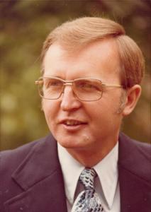Baumgart, Edwin portrait