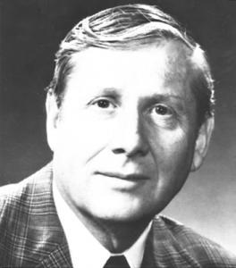 Fryer, Kenneth * black and white portrait