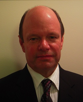 Rob McLeish portrait