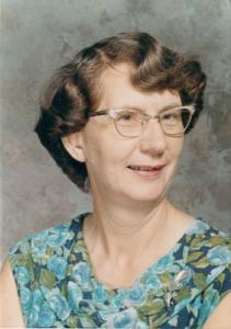 McKinley, Marion * portrait