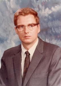 Henderson, Douglas portrait