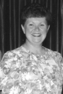 Storey, Mary black and white portrait