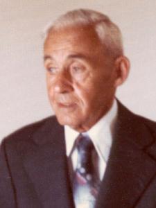 Miller, Wilfred * portrait