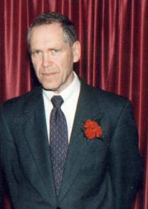 Ledger, Charles portrait