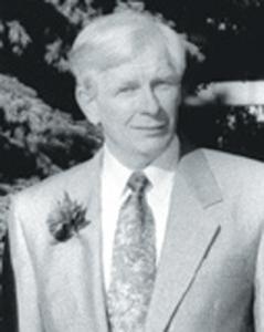 Schofield, Walker black and white portrait
